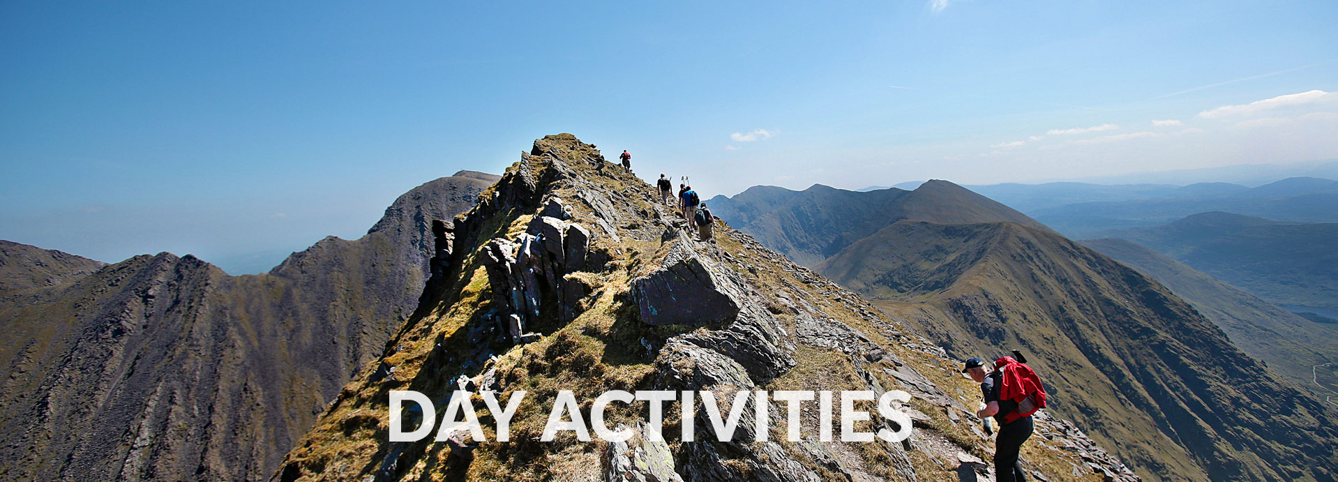 cappanalea day activities