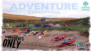 Kerry ETB – Adventure Expedition 2016