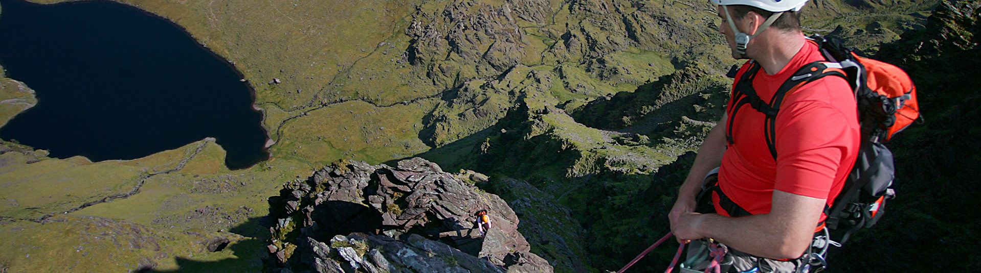 climb carrauntoohil with cappanalea